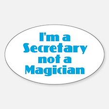 Secretary Decal