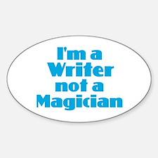 Writer Decal
