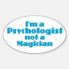 Psychologist Decal