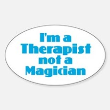 Therapist Decal