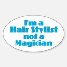 Hair Stylist Decal