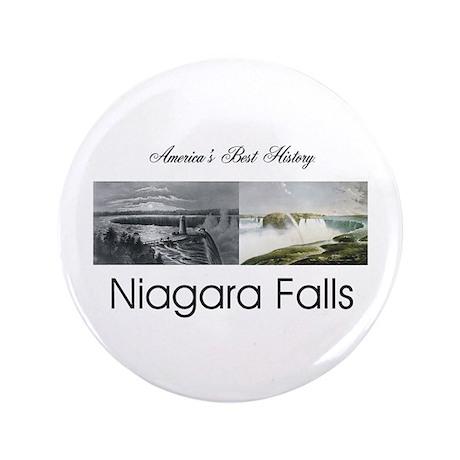 """ABH Niagara Falls 3.5"""" Button (100 pack)"""