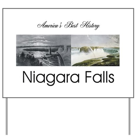 ABH Niagara Falls Yard Sign