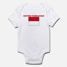 CERTIFIED MONEGASQUE Infant Bodysuit