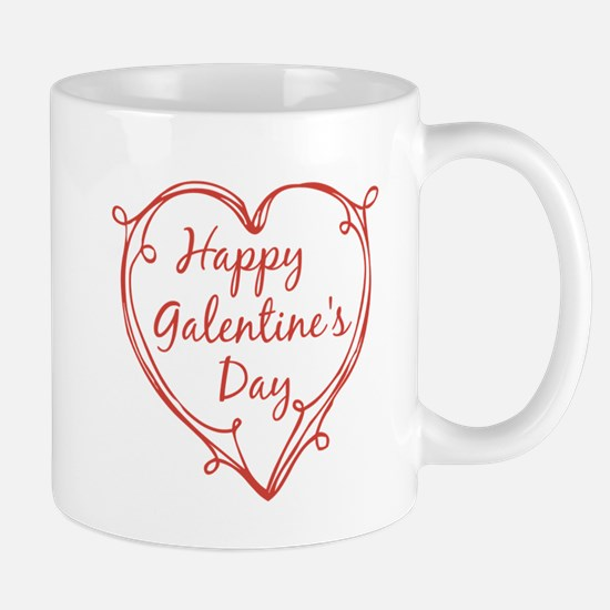 happy Galentine's Day Mugs