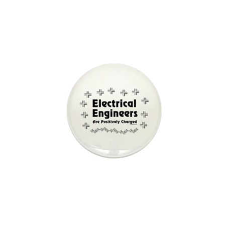 Positively Charged Mini Button (10 pack)