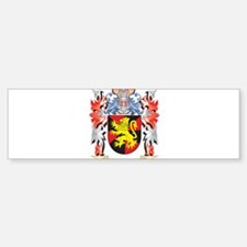 Matz Coat of Arms - Family Crest Bumper Bumper Bumper Sticker