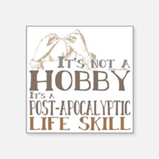Funny Craft Its not a hobby Sticker