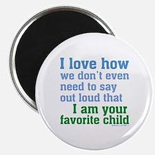 Favorite Child Magnets