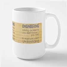 Engineering Solving Problems Mugs
