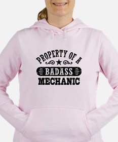 Property of a Badass Mechanic Sweatshirt