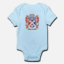 Mcclintock Coat of Arms - Family Crest Body Suit