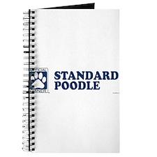 STANDARD POODLE Journal