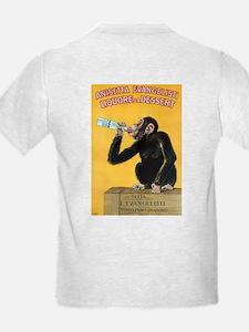 Vintage French Tonic Wine T-Shirt