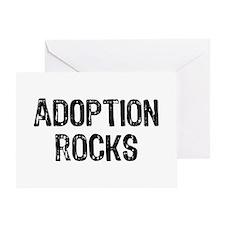 Adoption Rocks Greeting Card