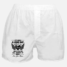 Cute Missing you Boxer Shorts