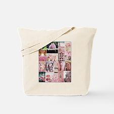 Love of Pink Tote Bag