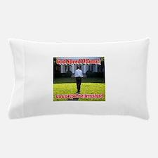 God Speed Obama! Pillow Case