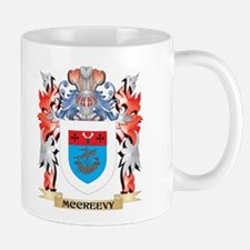 Mccreevy Coat of Arms - Family Crest Mugs