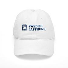 SWEDISH LAPPHUND Baseball Cap