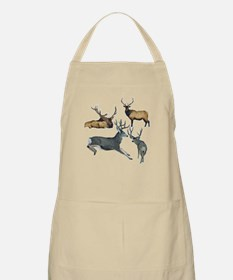 Bull elk and buck deer 17 Apron