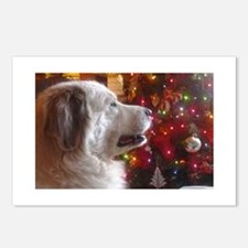 Waiting For Santa! Postcards (Package of 8)
