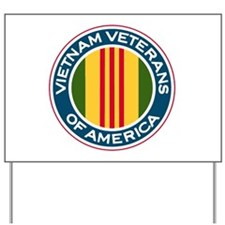 VVA Yard Sign