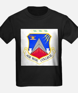 Air War College Ash Grey T-Shirt