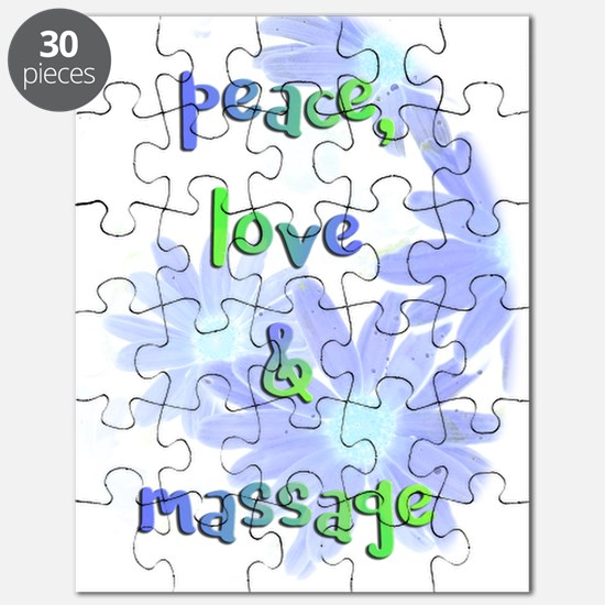 Peace, Love and Massage Puzzle