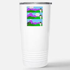 Funny Music Travel Mug