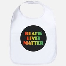Black Lives Matter Baby Bib