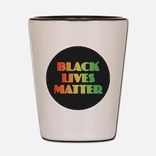 Black Lives Matter Shot Glass