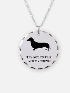 Wiener Trip Necklace
