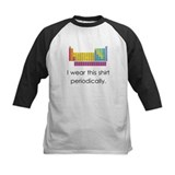 Periodic table Baseball Jersey