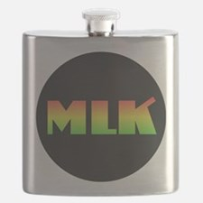 MLK - Martin Luther King Flask