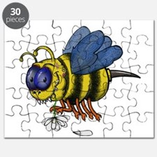 Monster Bee Puzzle