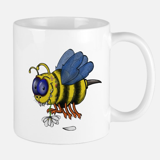 Monster Bee Mugs