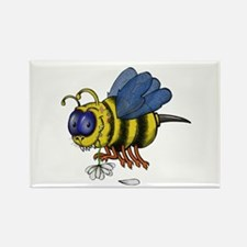 Monster Bee Magnets
