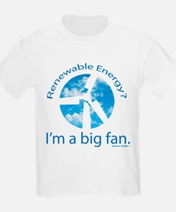 Big fan of renewable energy T-Shirt