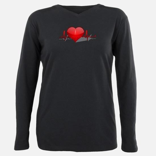 heart bea T-Shirt