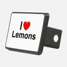 Lemons Hitch Cover