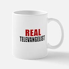 Real Television presenter Mug