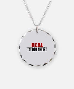 Real Tattoo artist Necklace