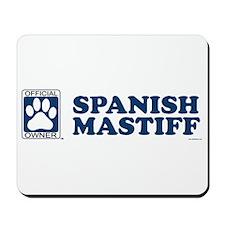 SPANISH MASTIFF Mousepad