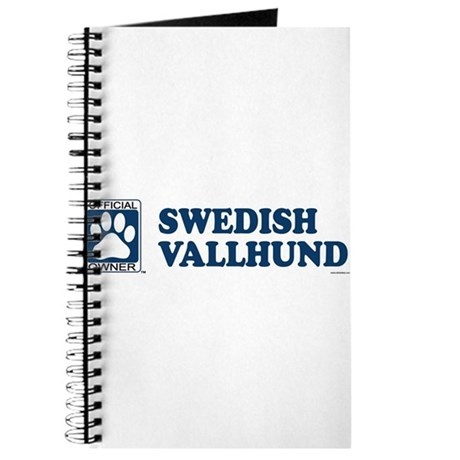 SWEDISH VALLHUND Journal
