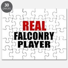 Real Falconry Puzzle