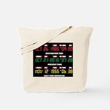 Cute Backtothefuturemovie Tote Bag