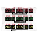 Back future Pillow Cases