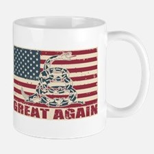 Great Again Flag Mugs