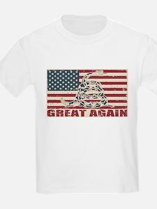 Great Again Flag T-Shirt
